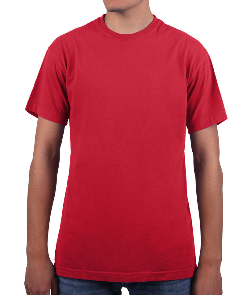 Have It Tall Men's Short Sleeve T Shirt - Garment Dyed