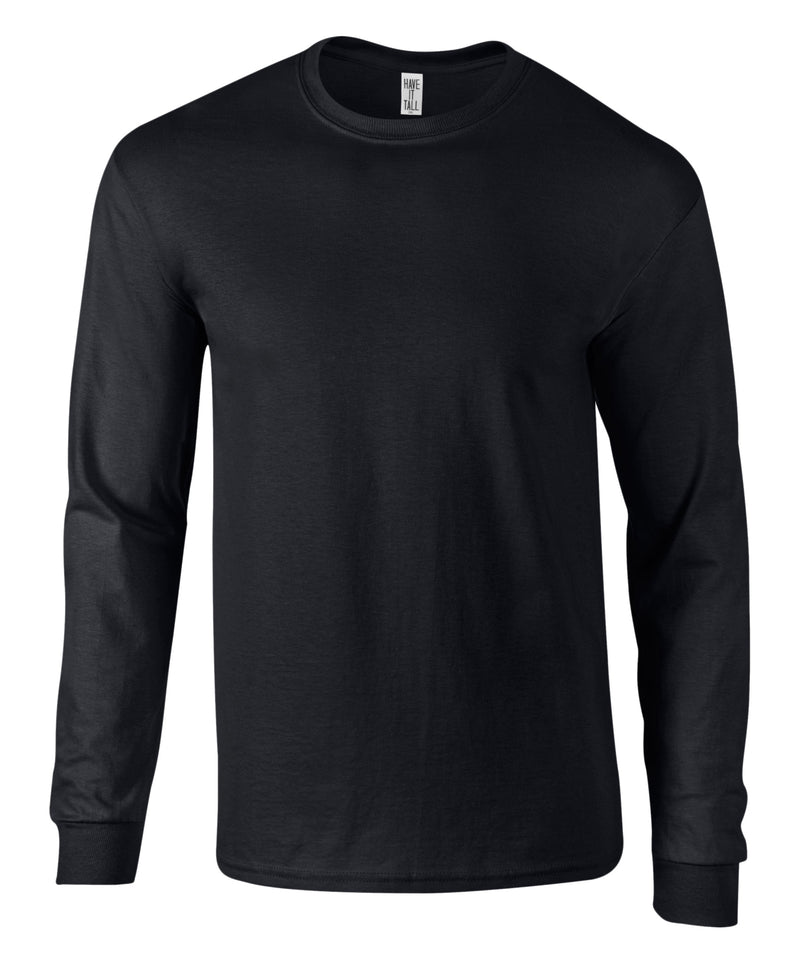 Have It Tall Men's Long Sleeve T Shirt