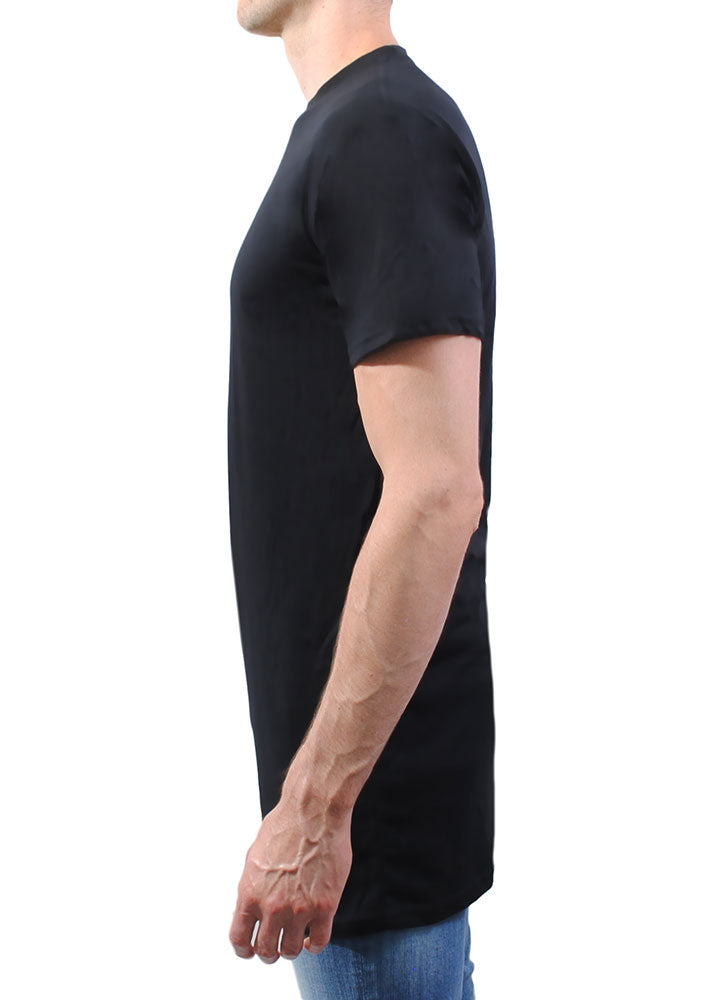 Have It Tall Men's Extra Long Blend T Shirt