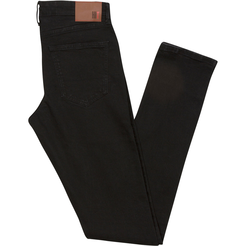 Have It Tall Slim Fit Black Stretch Denim Jeans