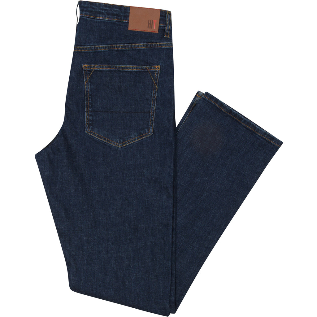 Have It Tall Straight Leg Indigo Stretch Denim Jeans