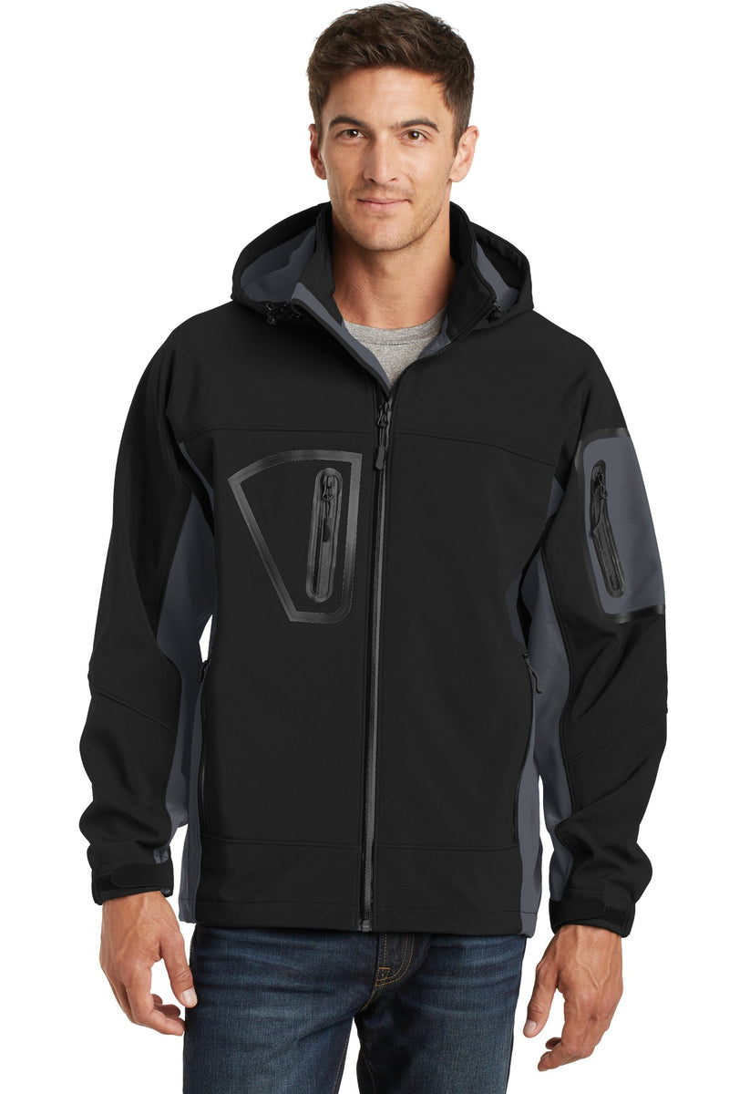 Port Authority Tall Waterproof Soft Shell Jacket