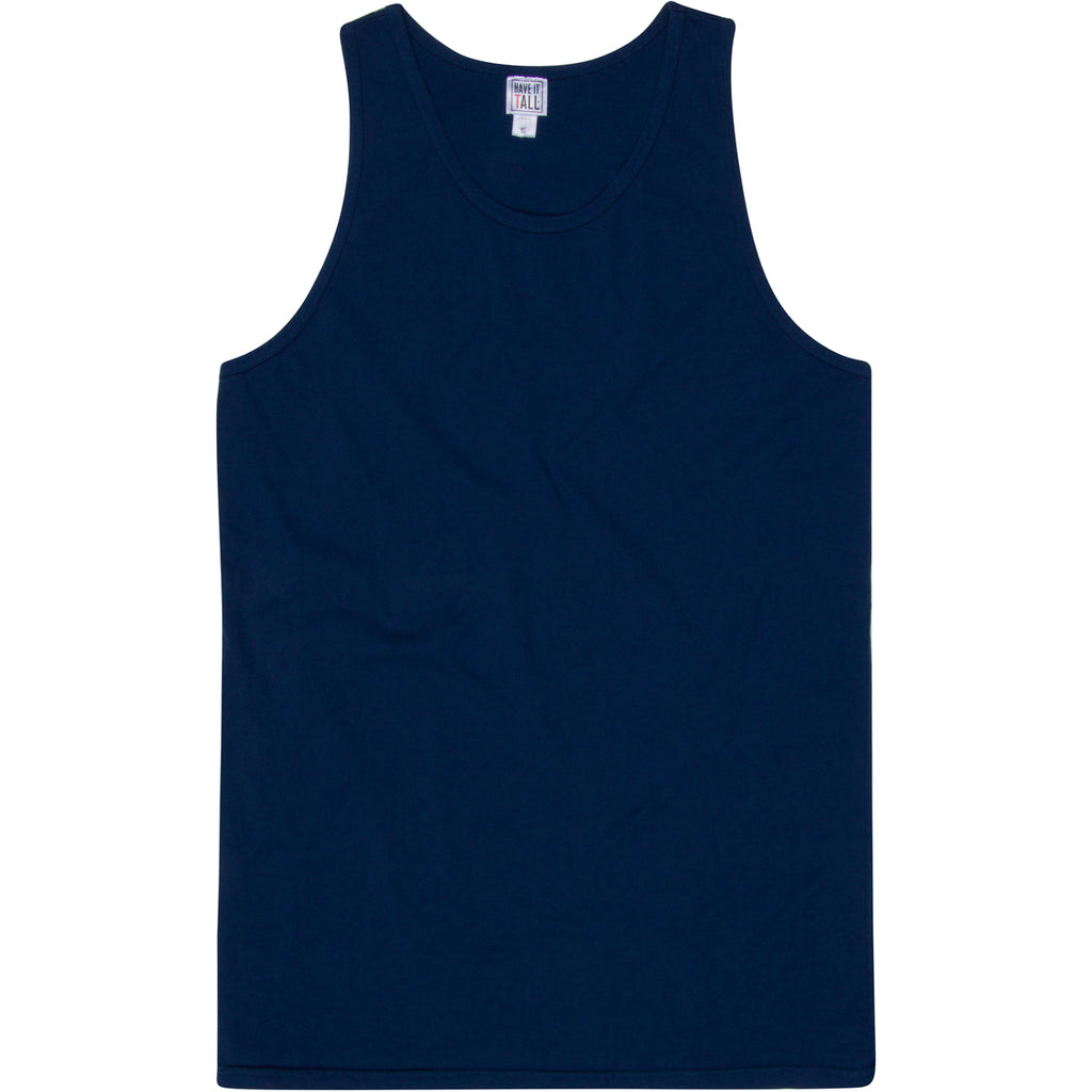Have It Tall Premium Cotton Tank Top