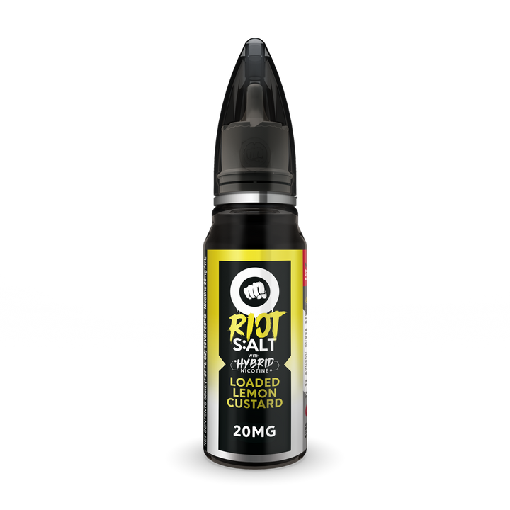 RS-ALT USA LOADED LEMON CUSTARD 30ml