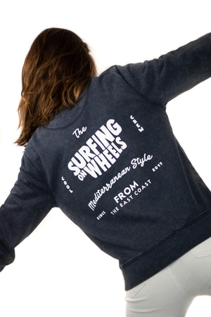 Sudadera SURFING ON WHEELS