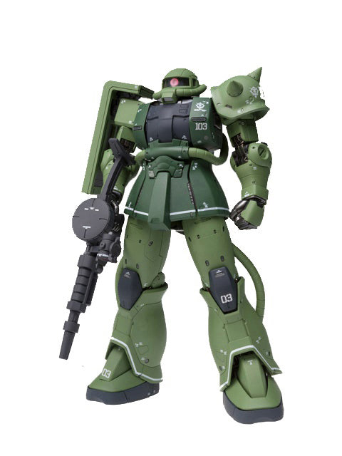 バンダイ GUNDAM FIX FIGURATION METAL COMPOSITE MS-06C ザクII C型
