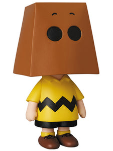 メディコムトイ UDF CHARLIE BROWN (GROCERY BAG Ver.) 「PEANUTS シリーズ10」