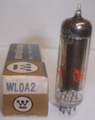 0A2 Westinghouse by RCA NOS 1960's (3 in stock)