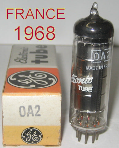 0A2 GE France NOS 1968 (4 in stock)