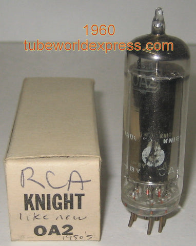 0A2 Knight by RCA like new 1960