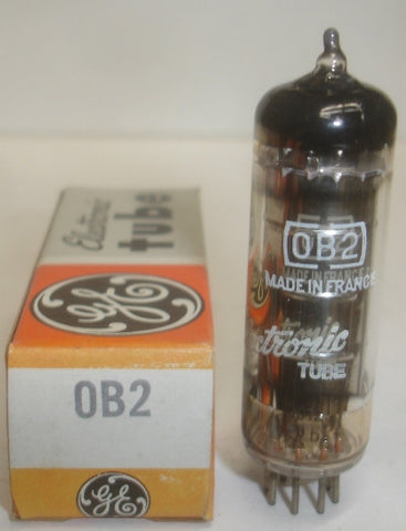 0B2 GE France NOS 1966-1971 (argon gas) (4 in stock)