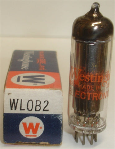 WL-0B2 Westinghouse NOS 1960 (argon gas) (1 in stock)