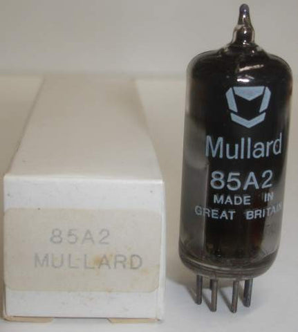 85A2=0G3 Bharat Electronics India branded Mullard NOS 1970's (70 in stock)