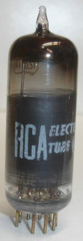 12BY7A RCA coated glass NOS 1950's