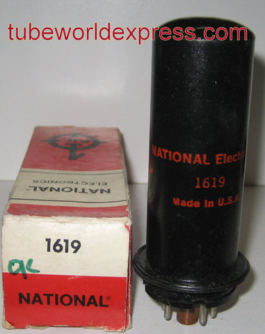 1619 RCA branded National NOS (52ma)
