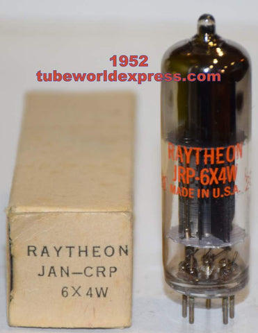 (!!!) (Best Value) JRP-6X4W Raytheon NOS