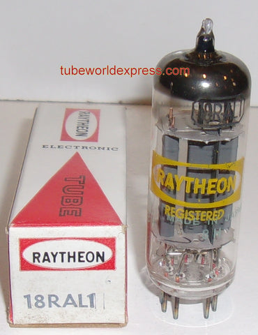 18RAL1 Raytheon Japan NOS (10 in stock)