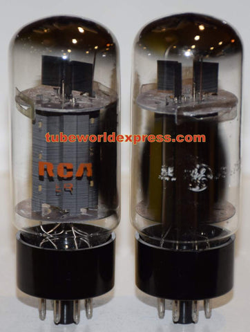 (!!!) (Best RCA Pair) 7027A RCA NOS 1960's (63ma and 65ma)