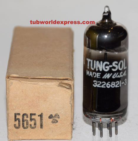 5651 Tungsol NOS 1968 (1 in stock)