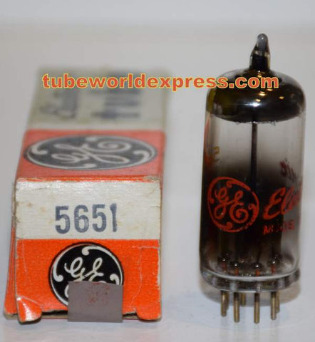 5651 GE NOS 1961 (1 in stock)