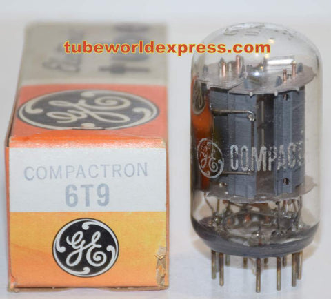 6T9 GE NOS 1960's