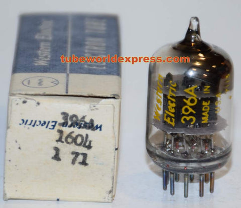 (!!!!!) (Recommended Single) 396A Western Electric NOS