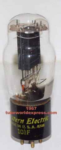 (!!) 101F Western Electric used/good 1967 (5.6ma)