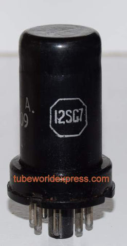 12SG7 US Brands metal can used (10 in stock)