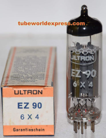 (!!!) (Best Value) EZ90=6X4 Ultron East Germany 1970 era (4 in stock)