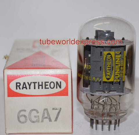 6GA7 GE branded Raytheon NOS (4 in stock)