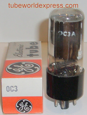 0C3A Russian rebranded OC3 GE West Germany NOS 1970's (2 in stock)