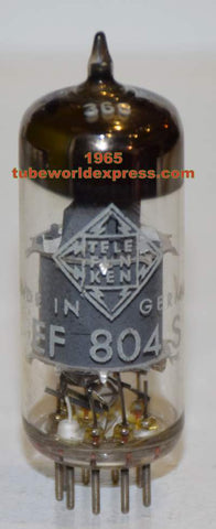 EF804S Telefunken Germany <> bottom used/good 1965 (2.1ma)