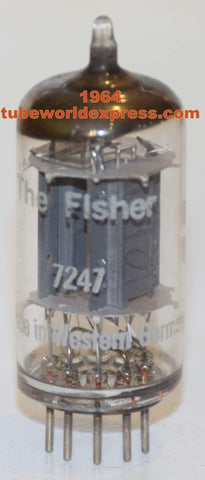 7247 Fisher Telefunken Germany <> bottom