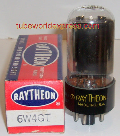 6W4GT Raytheon NOS (4 in stock)