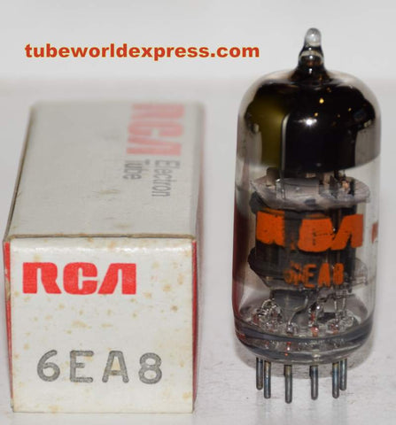 6EA8 RCA NOS (1 in stock) (highest mA and Gm)