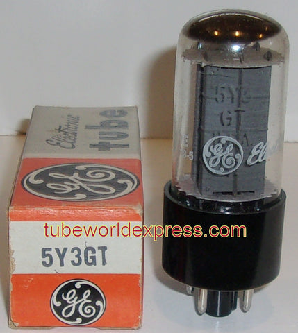 (!!) 5Y3GT GE NOS 1960's (4 in stock)