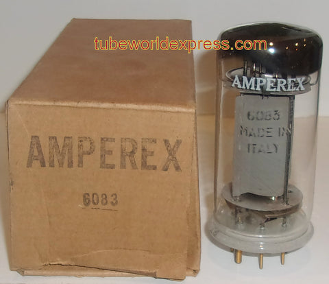 6083 / AX9909 Amperex Italy NOS (1 in stock)