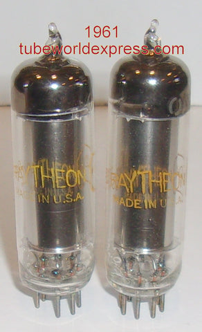 (!) (#1 0A2 PAIR) 0A2 Raytheon NOS 1961 in white boxes