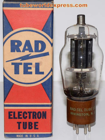 807 Sylvania branded Rad Tel used/tests like new 1940's (89ma)