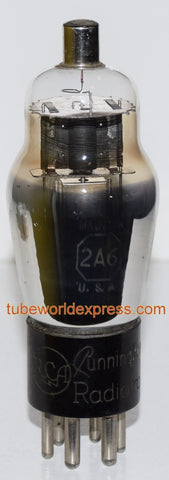 2A6 RCA Cunningham used good 1930's (32/19)