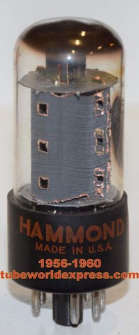7591 Westinghouse rebranded Hammond used/good 1956-1960 (55ma, Gm=7400)