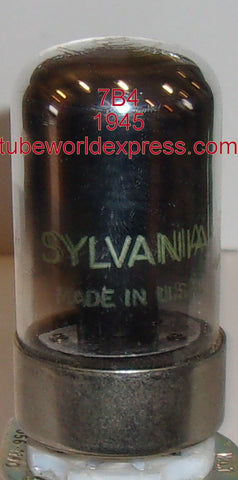 7B4 Sylvania used/tests like new 1945 (44/25)