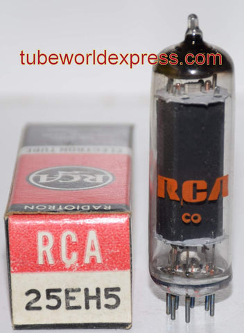 25EH5 RCA NOS (1 in stock)