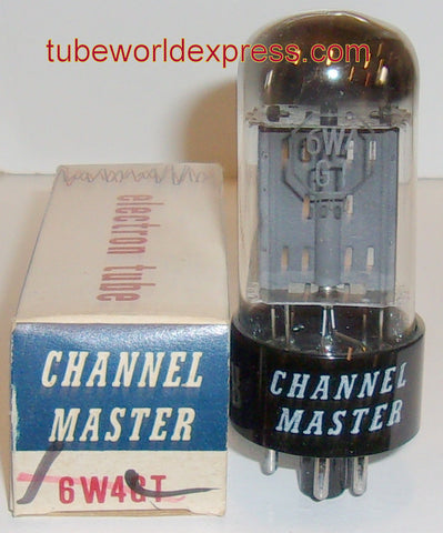 6W4GT Channel Master Japan by Hitachi NOS