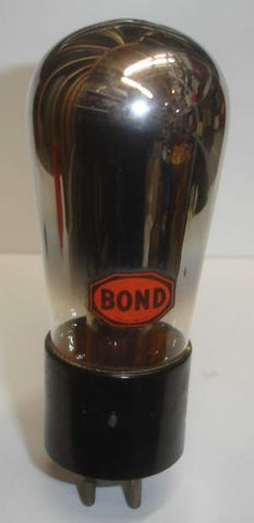 (!) X-201-A Bond balloon used/tests like new 1920's (3.0ma)
