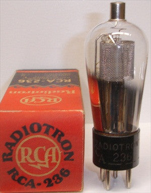 236=36 Radiotron Balloon NOS in original boxes with data sheets (sold out)
