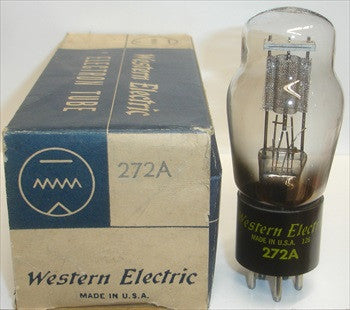 (BEST SINGLE) 272A Western Electric NOS