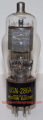 (!!) 286A Western Electric low hours/tests like new