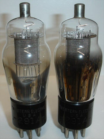 291A Western Electric NOS around 1940 (1 pair)