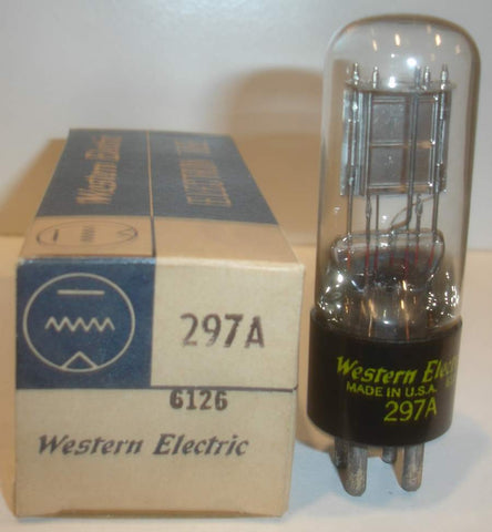 297A Western Electric NOS (10 in stock)
